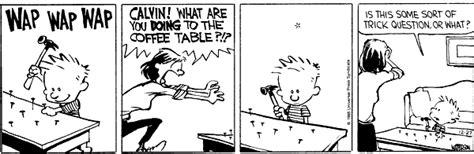 Casper In Bed Fanfiction The 10 Best Calvin Hobbes Comic Strips