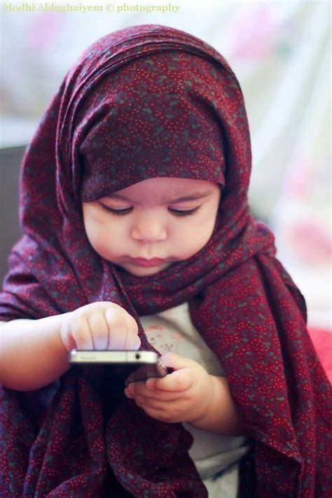 cute tudung girl sweet muslim baby girls hijab looks you ll surprised