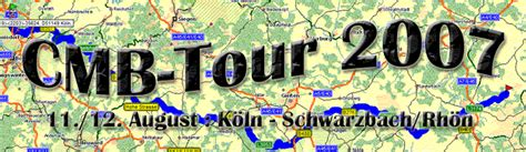 Motorrad Tourenplaner Map And Guide by Cmb Tour 18