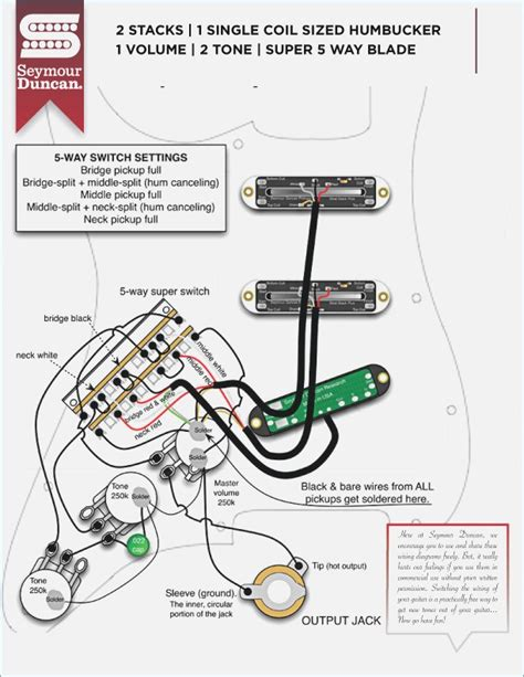 wiring diagram seymour duncan rails circuit and