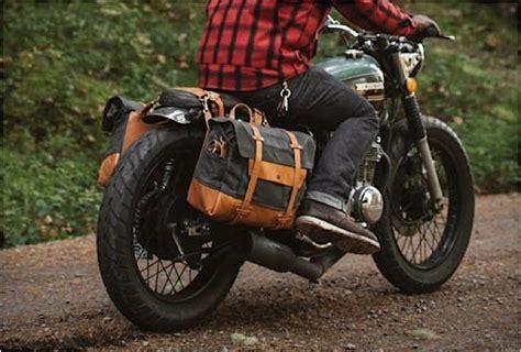 Motorrad Satteltaschen Selber N Hen by Die Besten 25 Fahrrad Gep 228 Cktaschen Ideen Auf Pinterest
