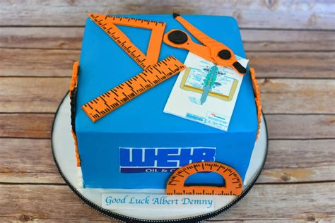 Engineering Your Retirement retirement cake for an engineer cakecentral
