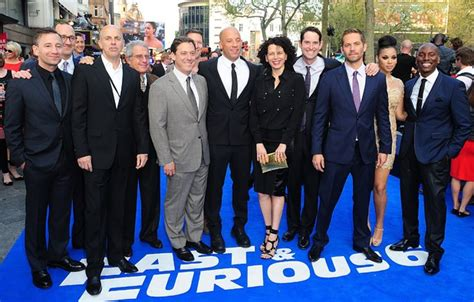 fast and furious 6 movie actors fast furious 7 s dwayne johnson paul walker was a