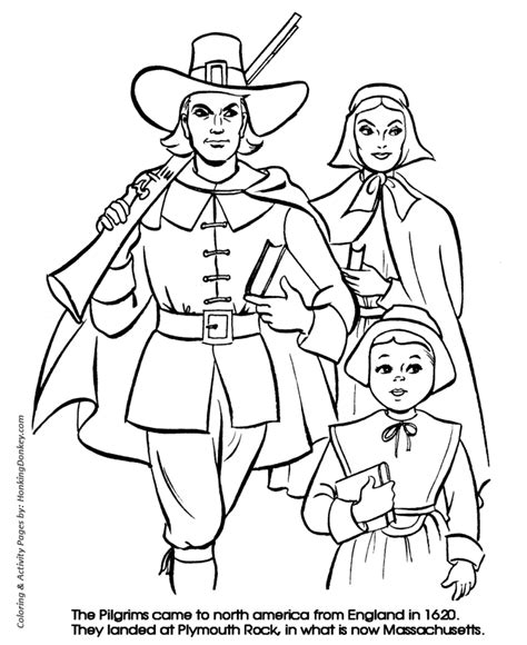 pilgrim family coloring page thanksgiving coloring pages pilgrim family coloring page