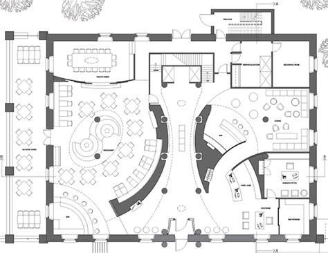 hotel restaurant floor plan hotel luxe brio restaurant on behance