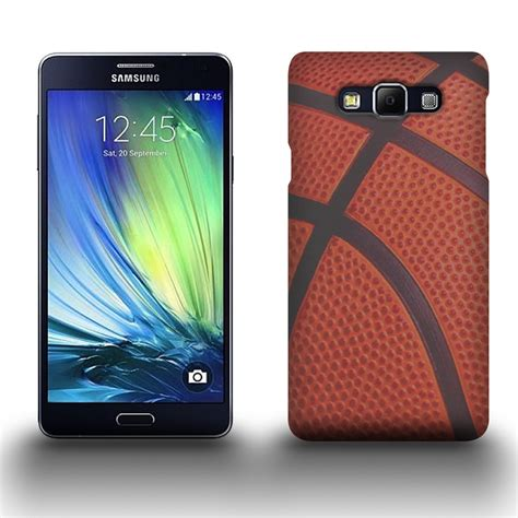 Huanmin Slim Samsung Galaxy A7 2015 phone for samsung galaxy a7 2015 a700 brown