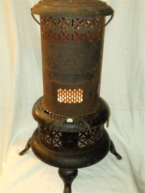 details  vintage perfection  kerosene oil heater