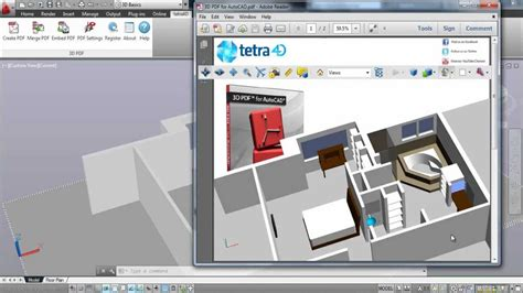 tutorial autocad plant 3d 2013 pdf how to create 3d pdf from autocad youtube