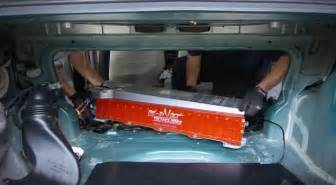 Toyota Prius Battery Price Toyota Prius 1 Hybrid Battery Installation Knowyourparts