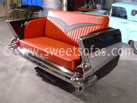 57 chevy sofa chevy sofa pop art decoration vehicles formula 1 sofas