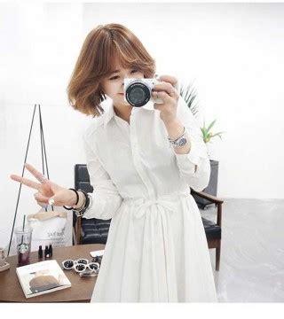 Promo Terbaru Anezka Dress Best Seller dress putih lengan panjang terbaru model terbaru