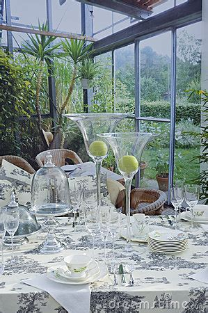 beautiful table settings pictures beautiful table setting stock photo image 16080520