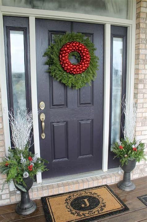 decorar puertas de navidad c 243 mo decorar puertas de navidad 161 para que pap 225 noel no