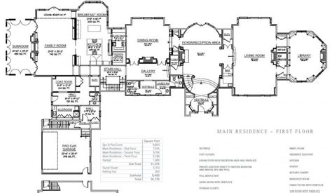 mega mansion floor plans home store subscribe about advertise contact hotr