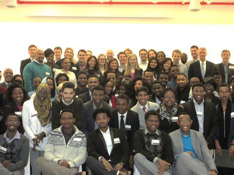 New York Mba Leadership Development Program by Ala Alumni Attend Professional Development Baraza In New