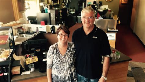 todd banister new coffee house in marysville kootenay business