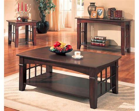 coaster coffee table set abernathy co 700008set