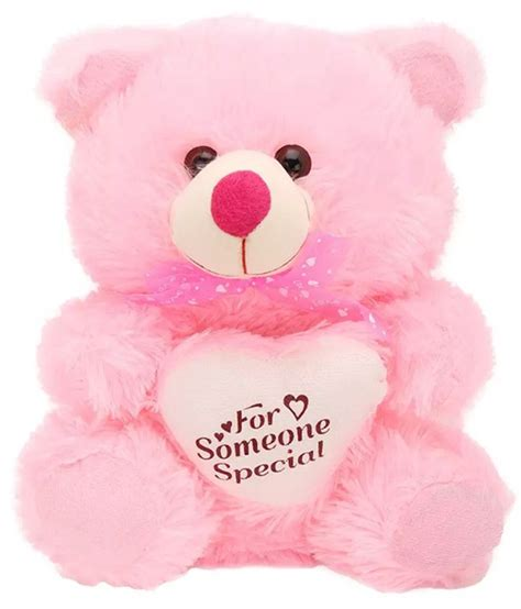 pink toy 25 off on kashish toys pink teddy bear on flipkart