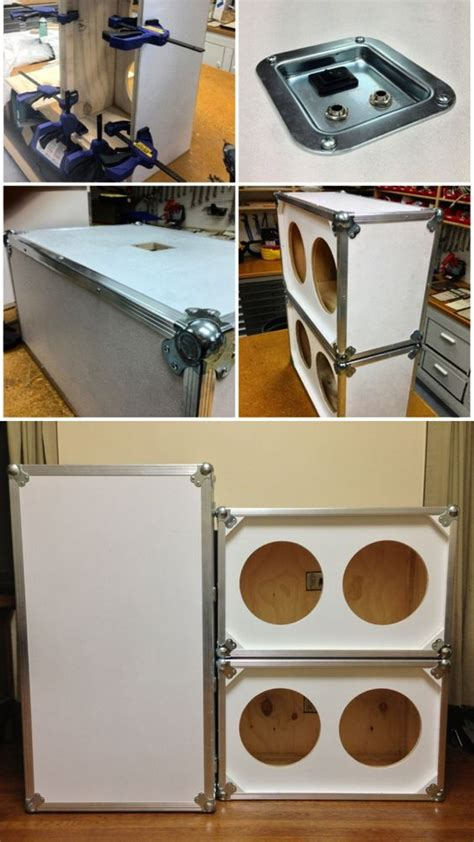 building a guitar extension cabinet the world s catalog of ideas