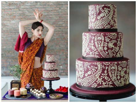 Hochzeitstorte Indisch by Indische Inspiration