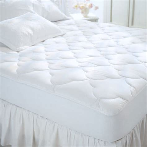 Mattress Pad by Cotton Mattress Pad Luxurious Mattress Protection
