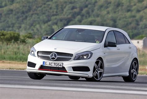 Mercedes 250 Sport by Mercedes A 250 Sport Technical Details History