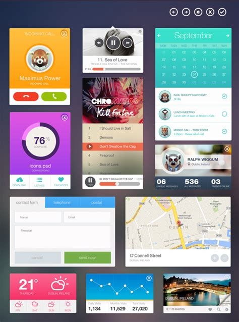 design mobile app ui 20 mobile user interface design for your inspiration
