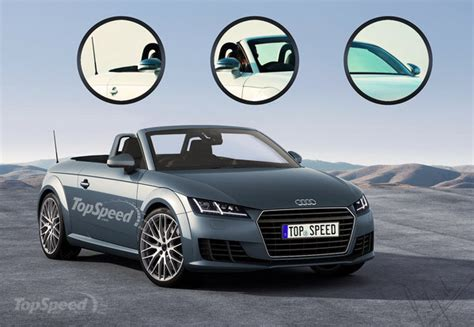 2015 audi tt roadster convertible 1080p wallpapers hd