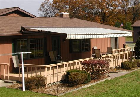 Awning For Deck by Awnings For Decks