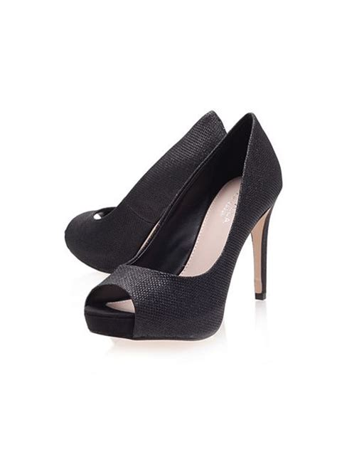 house of fraser carvela shoes carvela lara peep toe shoes black house of fraser