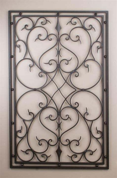 wrought iron decorative wall panels pin by peggy k on window grills