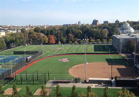 murphy field and bahoshy softball l gordon architects