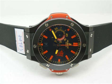 Hublot Fusion Leather All Black Ultimate Swiss Eta 11 hublot spot on replica watches and reviews