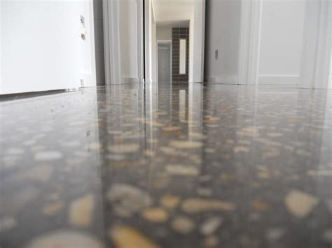 do it yourself polished concrete floor diamond polishing polished concrete the concrete protector