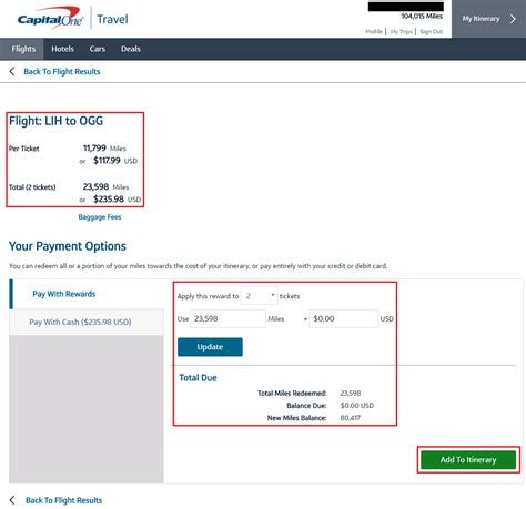 Mba Venture Capital Salary by How To Book Flights Pay With Capital One Venture Rewards