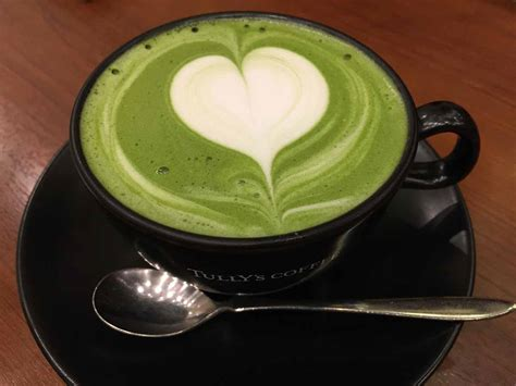 Green Coffee Latte japan matcha discovery and uses and where to buy matcha powder