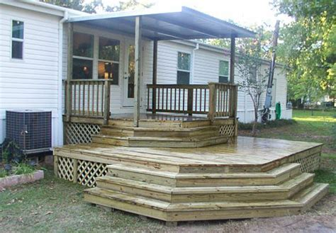 back porches designs mobile home back porch ideas mobile homes ideas