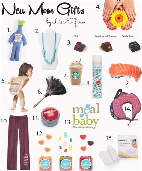 gifts for new moms 15 gifts for a new mom think like a boss lady