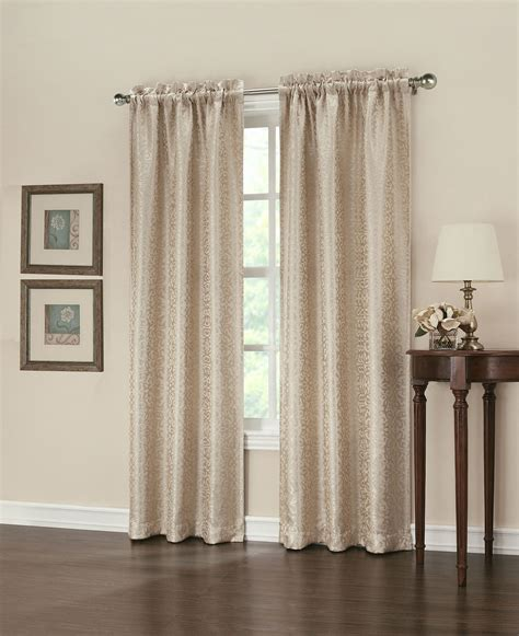 jaclyn smith drapes jaclyn smith valerie blackout window panel shop your way