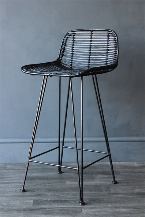 Modern Rattan Bar Stools by 25 Best Ideas About Rattan Bar Stools On