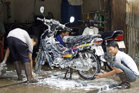 Motorrad Waschanlage by Motorbikes The New Water Buffalo Sharemore Adventures