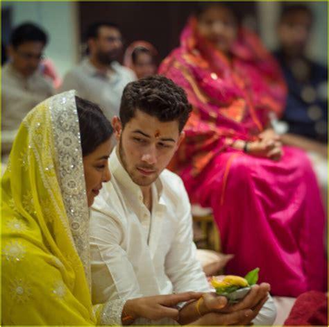 priyanka chopra wedding religion nick jonas celebrates his engagement in india with