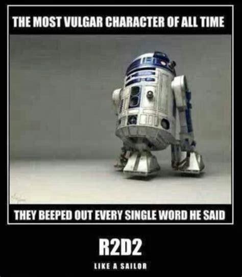 Droid Meme - naughty naughty droid alderaan daily