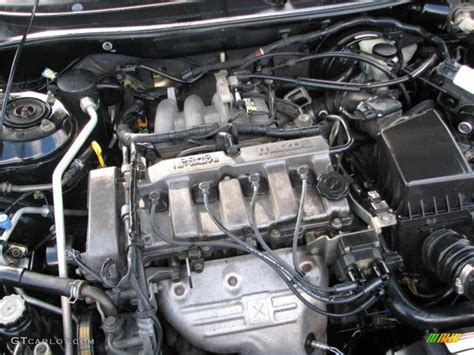 how do cars engines work 1986 mazda 626 2001 mazda 626 lx 2 0 liter dohc 16 valve 4 cylinder engine photo 46482483 gtcarlot com