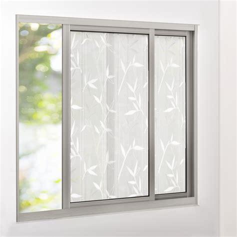 Fenster Sichtschutzfolie Bambus by Casa Pro 174 Sichtschutzfolie Milchglas Bambus 100 Cm X 1