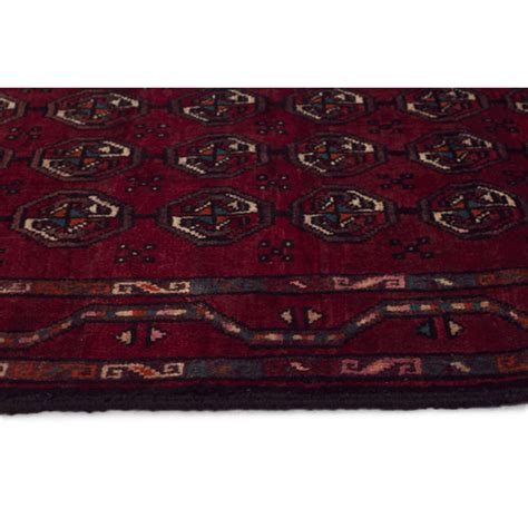 rugs a million a million painted burgeons on ruby knotted baluchi rug temple webster