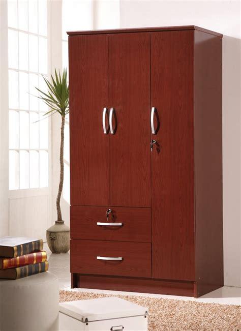 Lemari Pakaian Laras Jati Pt 3 jual lemari pakaian 3 pintu jati harga murah mebel jepara ukir jepara furniture jati minimalis