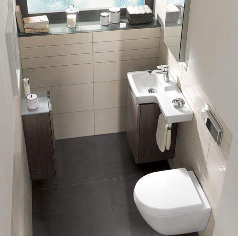 winzige badezimmer umgestalten ideen g 228 stebad mehr komfort f 252 r ihre g 228 ste villeroy boch