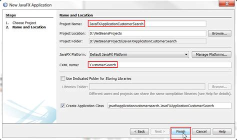 tutorial java netbeans interfaz grafica construyendo una aplicaci 243 n con javafx y java ee 7