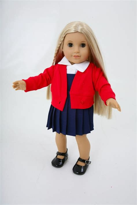 dress lany cardy set details about our generation school set pinafore